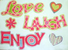 lovelaughenjoy