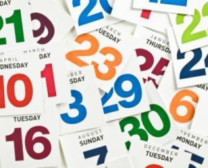 Calendar-graphic